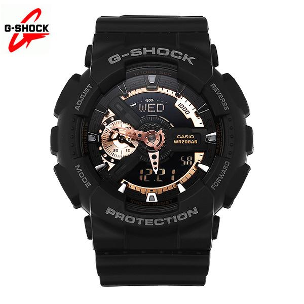 [지샥시계 G-SHOCK] GA-110RG-1A / 빅페이스 로즈골드