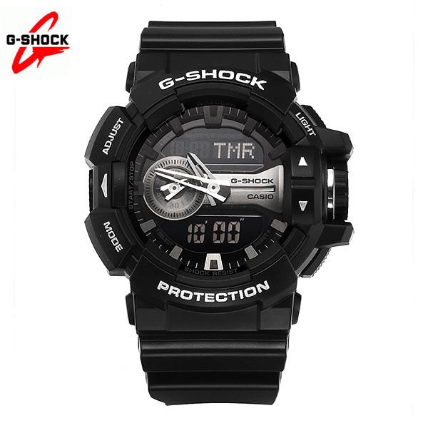 [지샥시계 G-SHOCK] GA-400GB-1A / 빅페이스