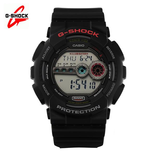 [지샥시계 G-SHOCK] GD-100-1A / 빅페이스 블랙
