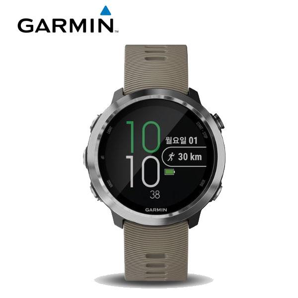 [가민 Garmin] Forerunner 645 GPS Sandstone / 포러너 645 GPS 샌드스톤 스마트워치 42.5mm 타임메카