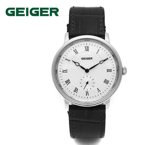 [가이거시계 GEIGER] GE1137M-BK 커플시계 한정수량 한정판매 딱 5개 / 남성용 쿼츠 38mm
