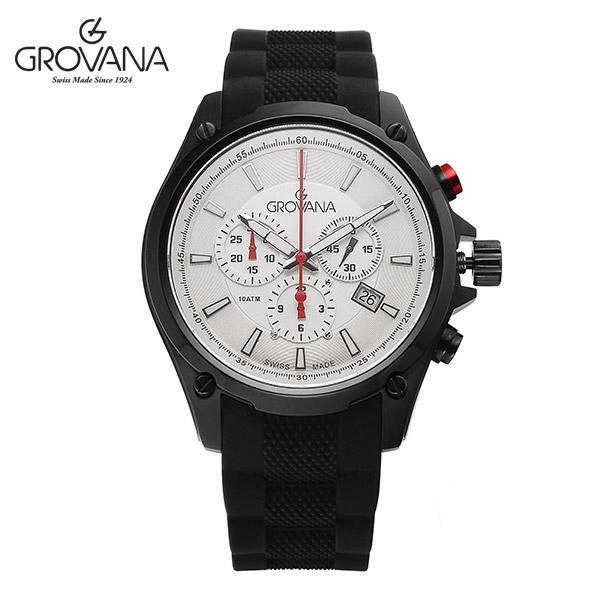 [그로바나시계 GROVANA] 1635.9872 / 남성시계 43mm ( 커플시계 구매시 사은품증정 )