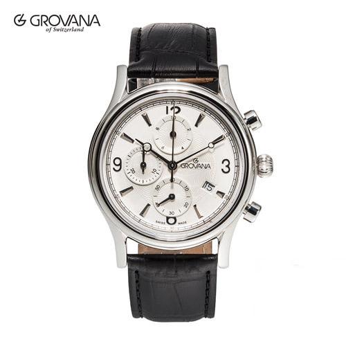 [그로바나시계 GROVANA] 1728.9532 / 남성시계 41mm ( 커플시계 구매시 사은품증정 )