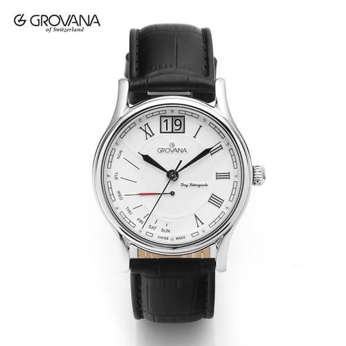 [그로바나시계 GROVANA] 1729.1532 / 남성시계 40mm ( 커플시계 구매시 사은품증정 )