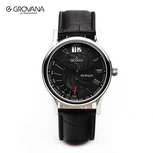 [그로바나시계 GROVANA] 1729.1537 / 남성시계 40mm ( 커플시계 구매시 사은품증정 )