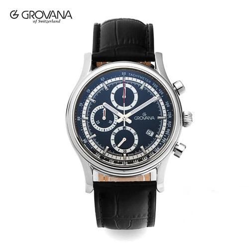 [그로바나시계 GROVANA] 1730.9537 / 남성시계 39mm ( 커플시계 구매시 사은품증정 )