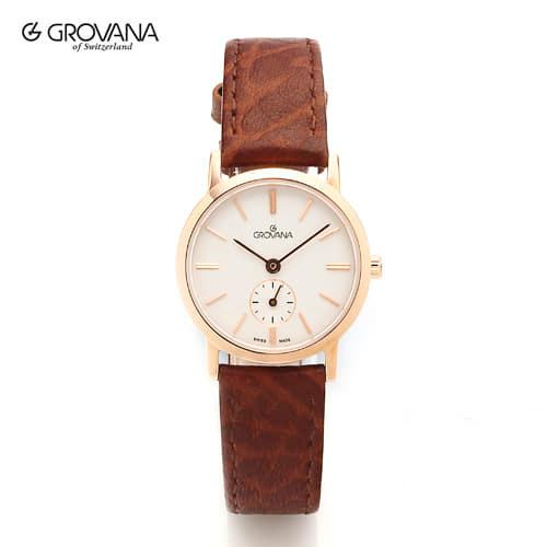 [그로바나시계 GROVANA] 3050.1562 / 여성시계 26mm ( 커플시계 구매시 사은품증정 )