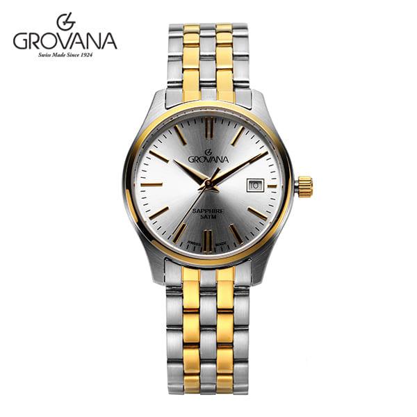 [그로바나시계 GROVANA] 5568.1142 신상 여성용 커플시계 ( 커플시계 구매시 사은품증정 )