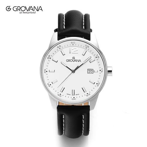 [그로바나시계 GROVANA] 7015.1533 / 남성시계 41mm ( 커플시계 구매시 사은품증정 )