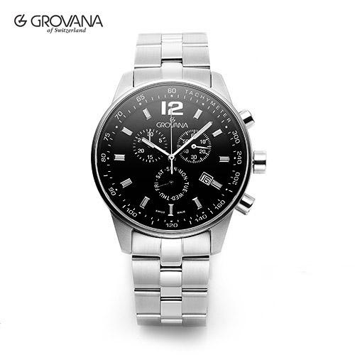 [그로바나시계 GROVANA] 7015.9137 / 남성시계 41mm ( 커플시계 구매시 사은품증정 )
