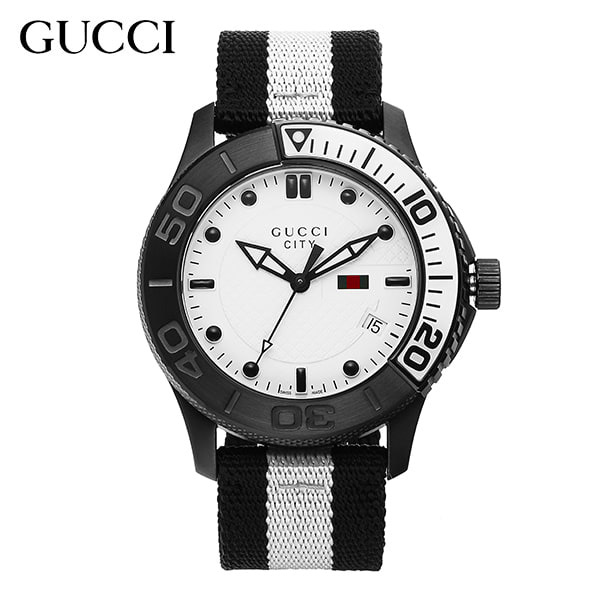 [구찌시계 GUCCI] YA126243 G-Timeless Mens 44mm