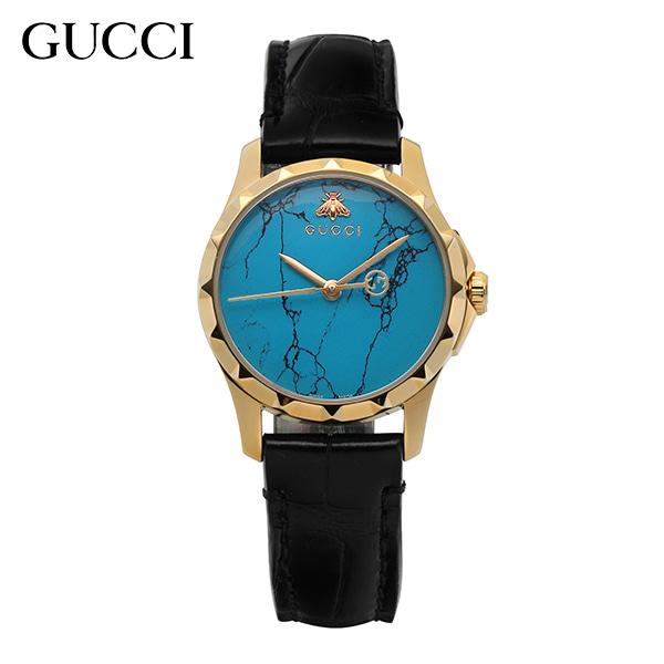 [구찌시계 GUCCI] YA126557 / Turquoise Blue 여성용 28mm