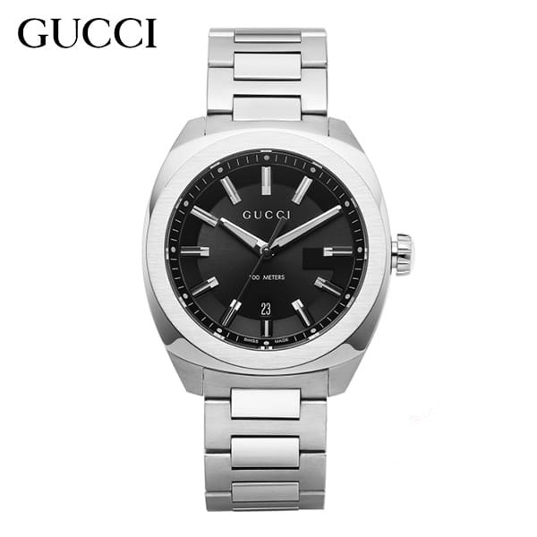 [구찌시계 GUCCI] YA142301 / GG2570 G-Frame Mens 39mm