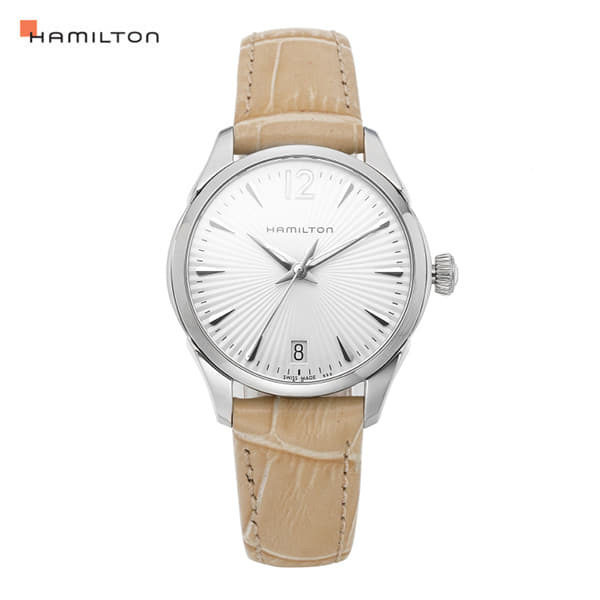 [해밀턴시계 HAMILTON] H42211855 / 재즈마스터(JAZZMASTER) Lady Quartz 30mm