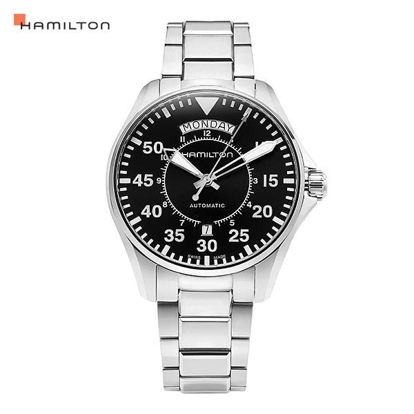5월-) [해밀턴시계 HAMILTON] H64615135 카키 인터스텔라 그 시계!! 42mm