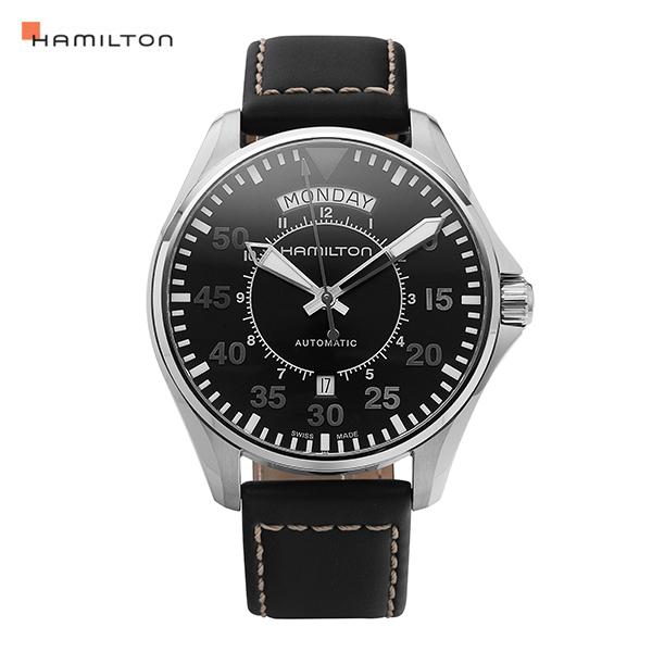 [해밀턴시계 HAMILTON] H64615735 카키 42mm