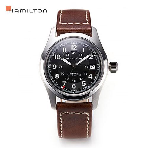 [해밀턴시계 HAMILTON] H70455533 카키 필드 38mm
