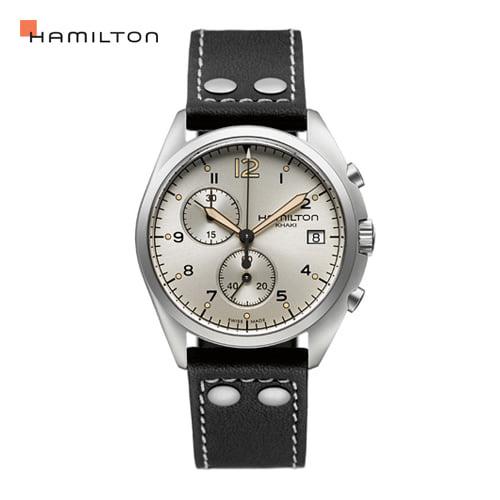 [해밀턴시계 HAMILTON] H76512755 카키 41mm