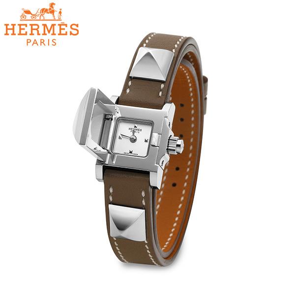[에르메스 HERMES] ME2.110.282(WW182) (035598WW00) Medor 메도르 MINI 여성용 가죽시계 16mm 타임메카