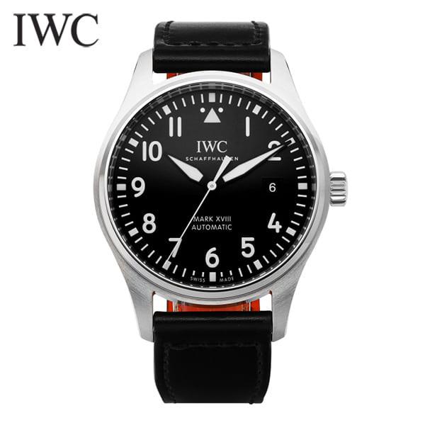 [아이더블유씨시계 IWC] IW327001 / 파일럿 마크 (Pilots Mark XVIII Automatic) 40mm