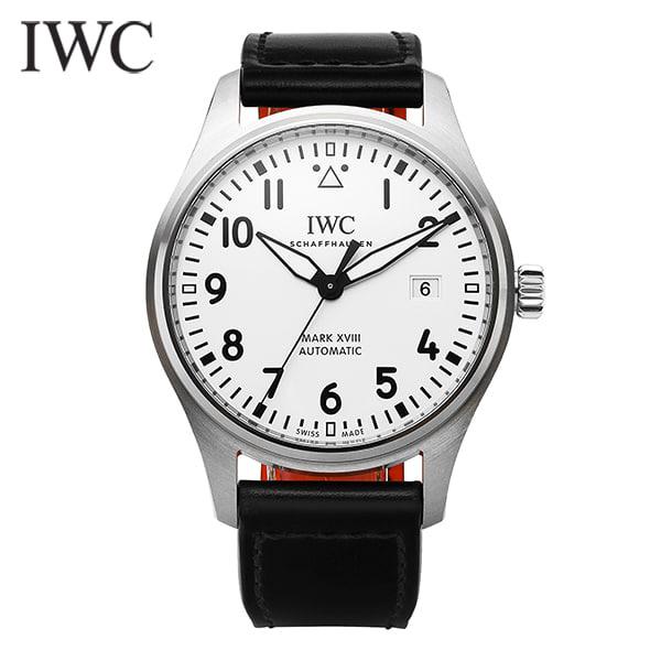 [아이더블유씨시계 IWC] IW327002 / 파일럿 마크 (Pilots Mark XVIII Automatic) 40mm