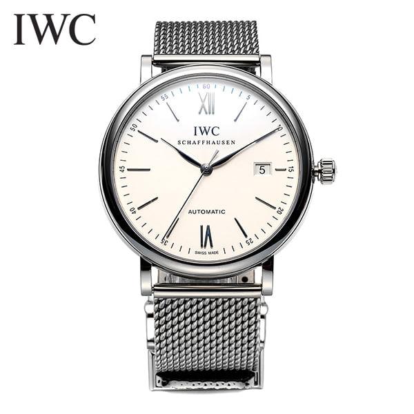 [아이더블유씨시계 IWC] IW356505 PORTOFINO 포르토피노 오토매틱 40mm