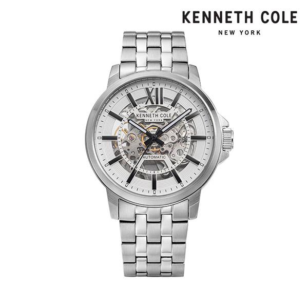 [케네스콜 KENNETH COLE] KC50779005 오토매틱 남성용 메탈시계 43mm 타임메카