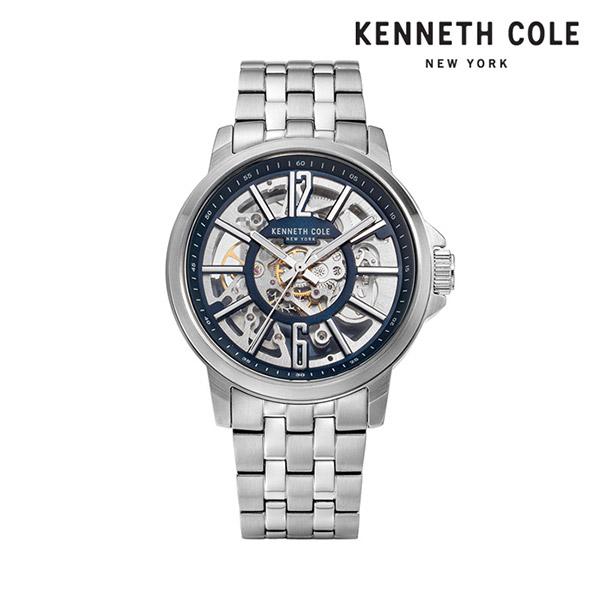 [케네스콜 KENNETH COLE] KC50779008 오토매틱 남성용 메탈시계 43mm 타임메카