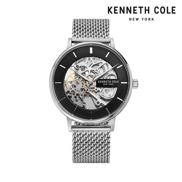 [케네스콜 KENNETH COLE] KC50780005 오토매틱 남성용 메탈시계 43mm 타임메카