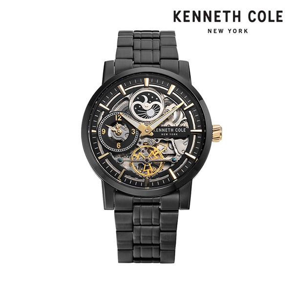 [케네스콜 KENNETH COLE] KC50917001 오토매틱 남성용 메탈시계 44mm 타임메카