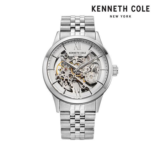 [케네스콜 KENNETH COLE] KC50983003 오토매틱 남성용 메탈시계 43mm 타임메카