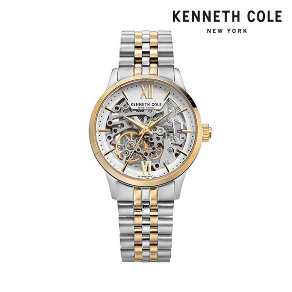 [케네스콜 KENNETH COLE] KC50984003 오토매틱 남성용 메탈시계 43mm 타임메카