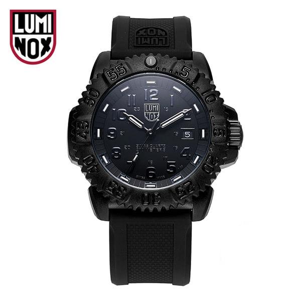 [루미녹스시계 LUMINOX] A.3051.BO / XS.3051.BO.1 (3051.BO / A.3051.BO) 루미녹스 블랙아웃 44mm