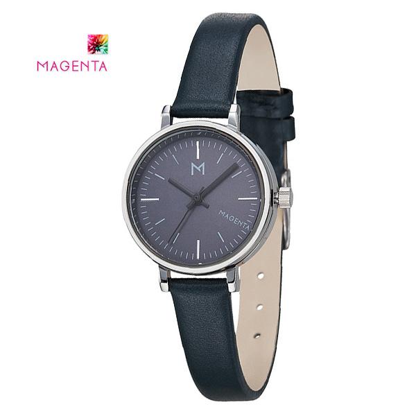 [마젠타 MAGENTA] MA113-GR-LW / 여성용 가죽시계 26mm 커플 [한국본사정품]