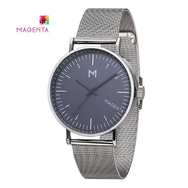 [마젠타 MAGENTA] MA113-GR-MM / 남성용 매쉬밴드 40mm 커플 ★조진웅 착용 제품