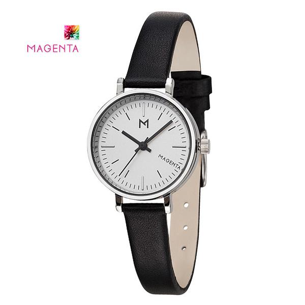 [마젠타 MAGENTA] MA113-WT-LW / 여성용 가죽시계 26mm 커플 [한국본사정품]