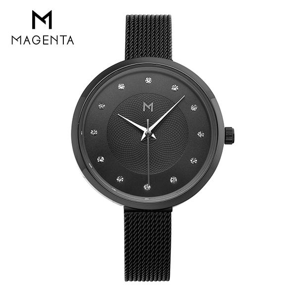 [마젠타 MAGENTA] MA116-BK 여성용 매쉬밴드 30mm