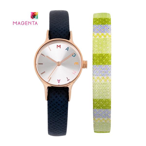 [마젠타 MAGENTA] MG887.01.205 / 여자 가죽 시계