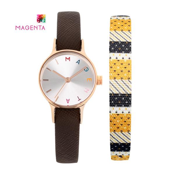 [마젠타 MAGENTA] MG887.01.206 / 여자 가죽 시계
