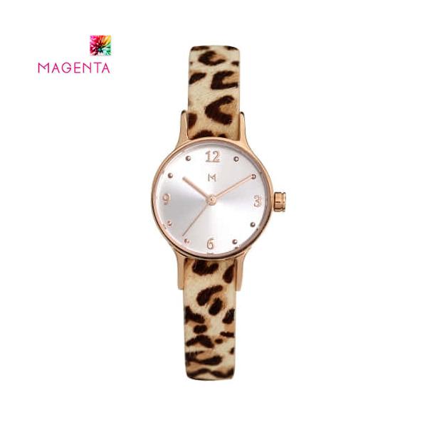 [마젠타 MAGENTA] MG887.02.201 / 여자 가죽 시계