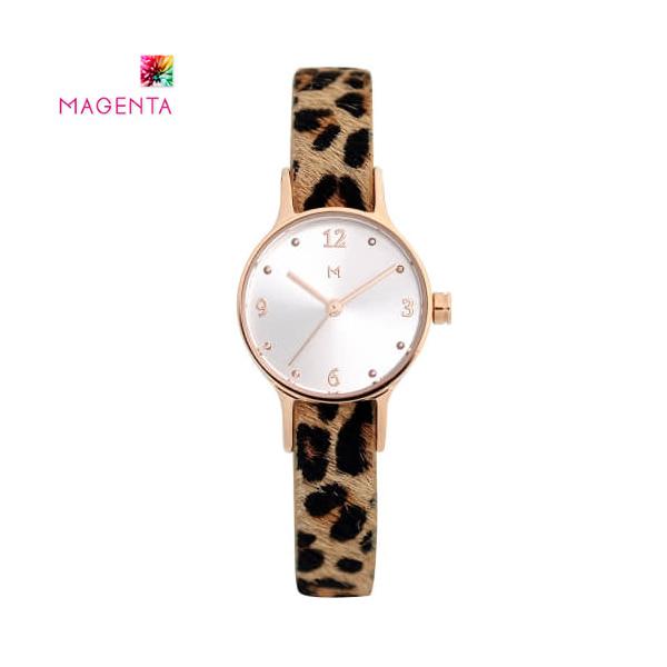 [마젠타 MAGENTA] MG887.02.202 / 여자 가죽 시계