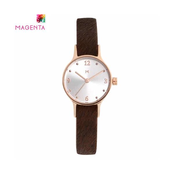 [마젠타 MAGENTA] MG887.02.205 / 여자 가죽 시계