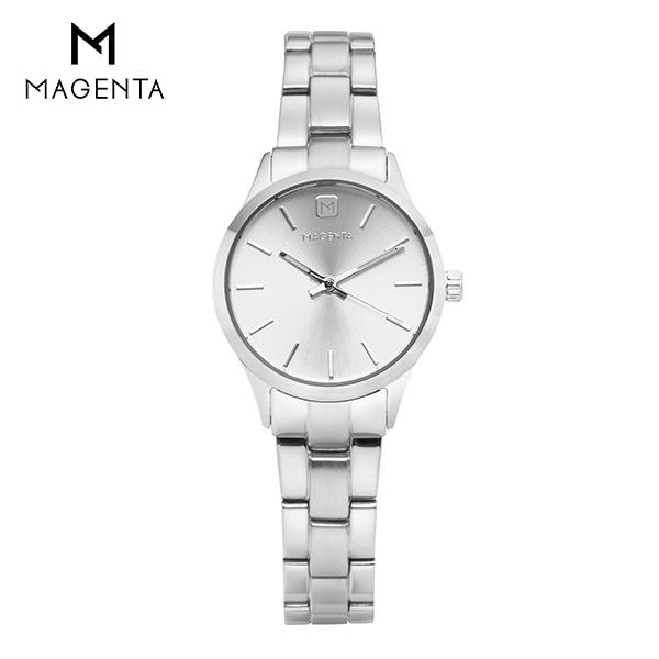 [마젠타 MAGENTA] MG888L.01.SS.MT / 여성 메탈 시계