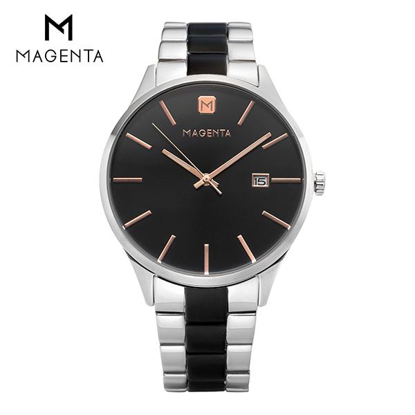 [마젠타 MAGENTA] MG888M.03.BK.MT / 남성 메탈 시계