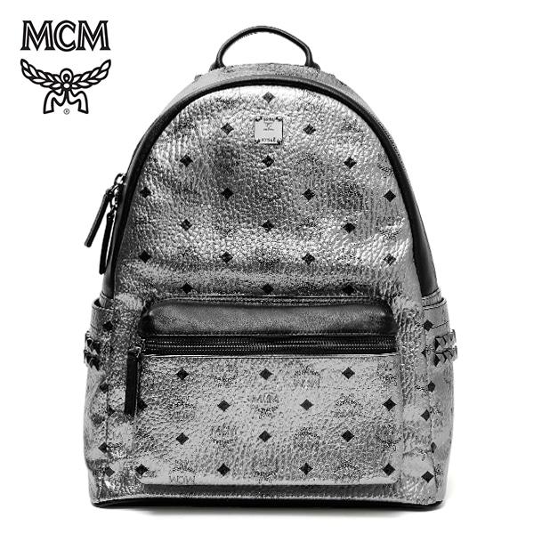 그뤠잇-) [엠씨엠 MCM] MMK6AVE42SV001 (MMK6AVE42)  / STARK BACKPACK Mini 스타크 백팩