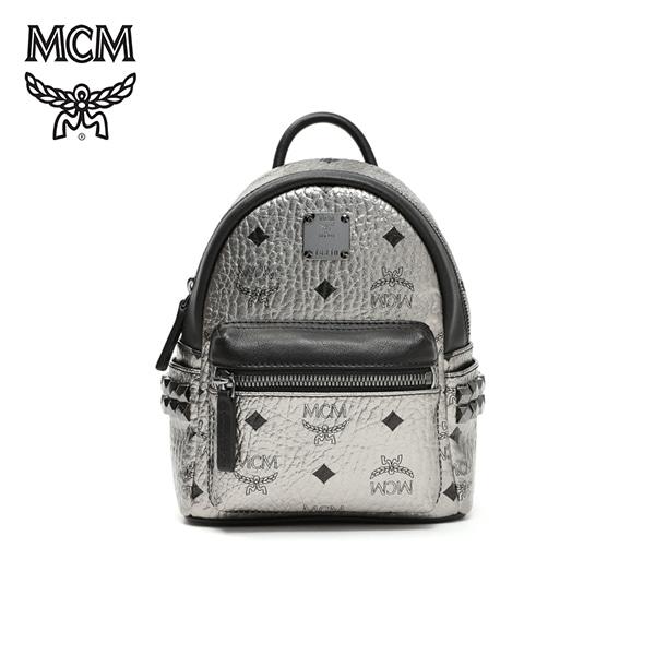 [엠씨엠 MCM] MMK6AVE50SV001 (MMK6AVE50)  / STARK BACKPACK X-Mini 스타크 백팩
