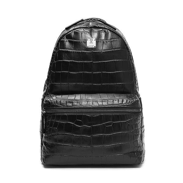 [엠씨엠 MCM] MMK6SLU06BK001 (MMK6SLU06)  / STARK LUXUS BACKPACK Medium 스타크 백팩