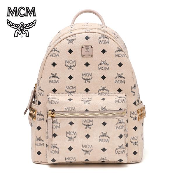 [엠씨엠 MCM] MMK6SVE37IG001 (MMK6SVE37)  / STARK BACKPACK SMALL 스타크 백팩