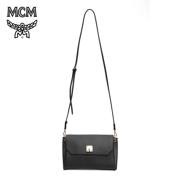 그뤠잇-) [엠씨엠 MCM] MWC6AMA12BK001 (MWC6AMA12)  / MILLA CLUTCH Small 밀라 크러치백