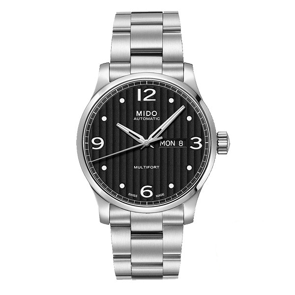 [MIDO 미도] M005.430.11.050.00 (M0054301105000) / 멀티포트 Miltifort GENT 42mm